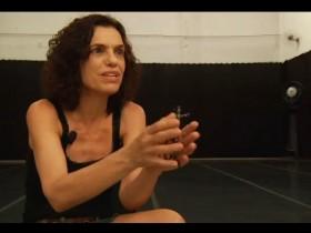 Lia Rodrigues / Imagem capturada do vídeo